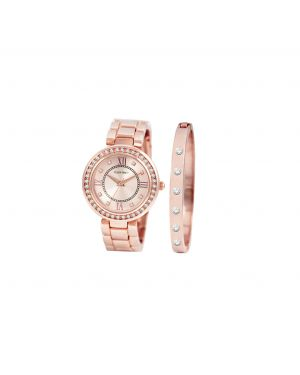 Ellen Tracy Motif Collection Watch